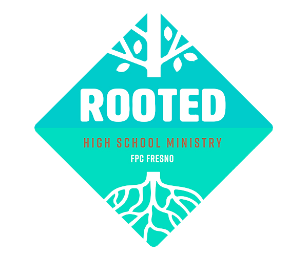 Rooted High School Ministry Ministry Logo