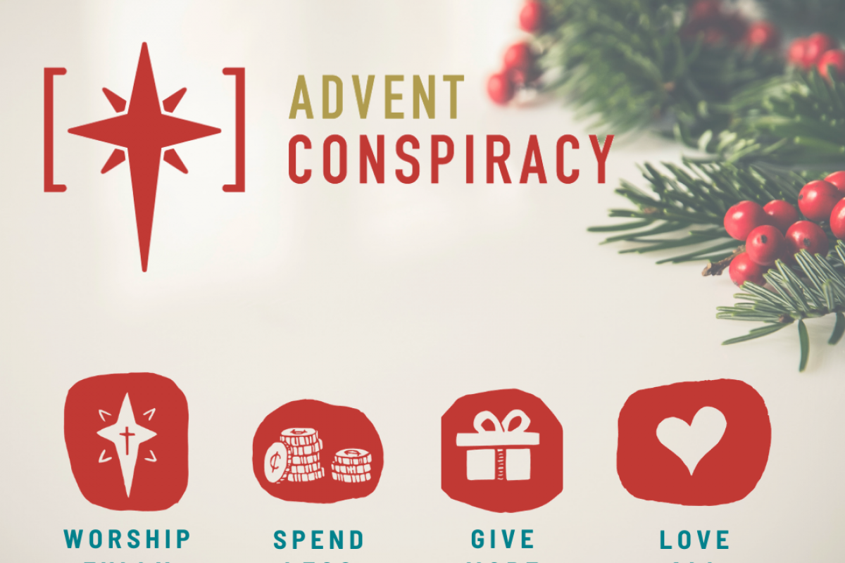 Advent Conspiracy: Worship Fully (11/29/20)