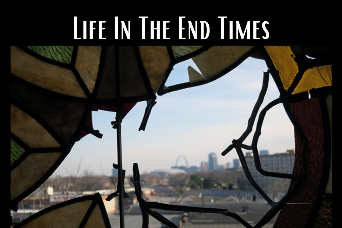 Life in the End Times: Standing Watch (11/22/20)