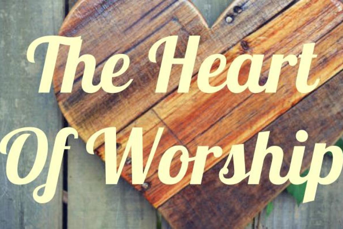 The Heart of Worship : Working