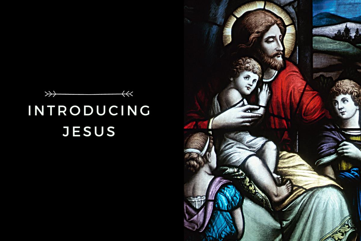 Introducing Jesus: His Priority