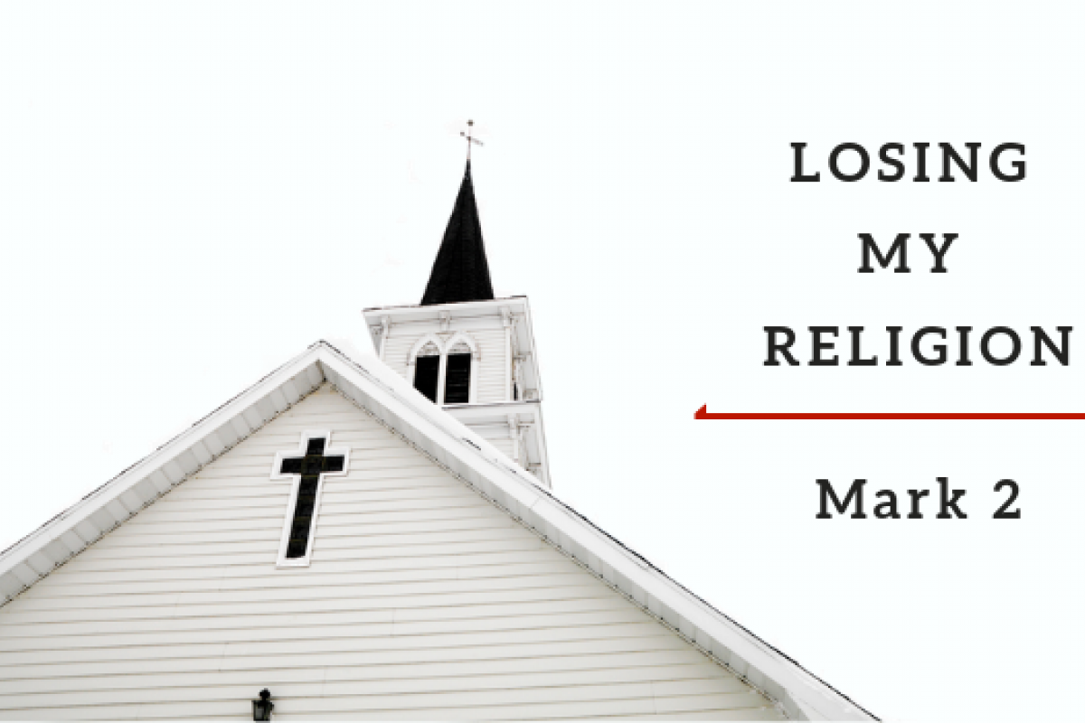 Losing My Religion: For Restoration