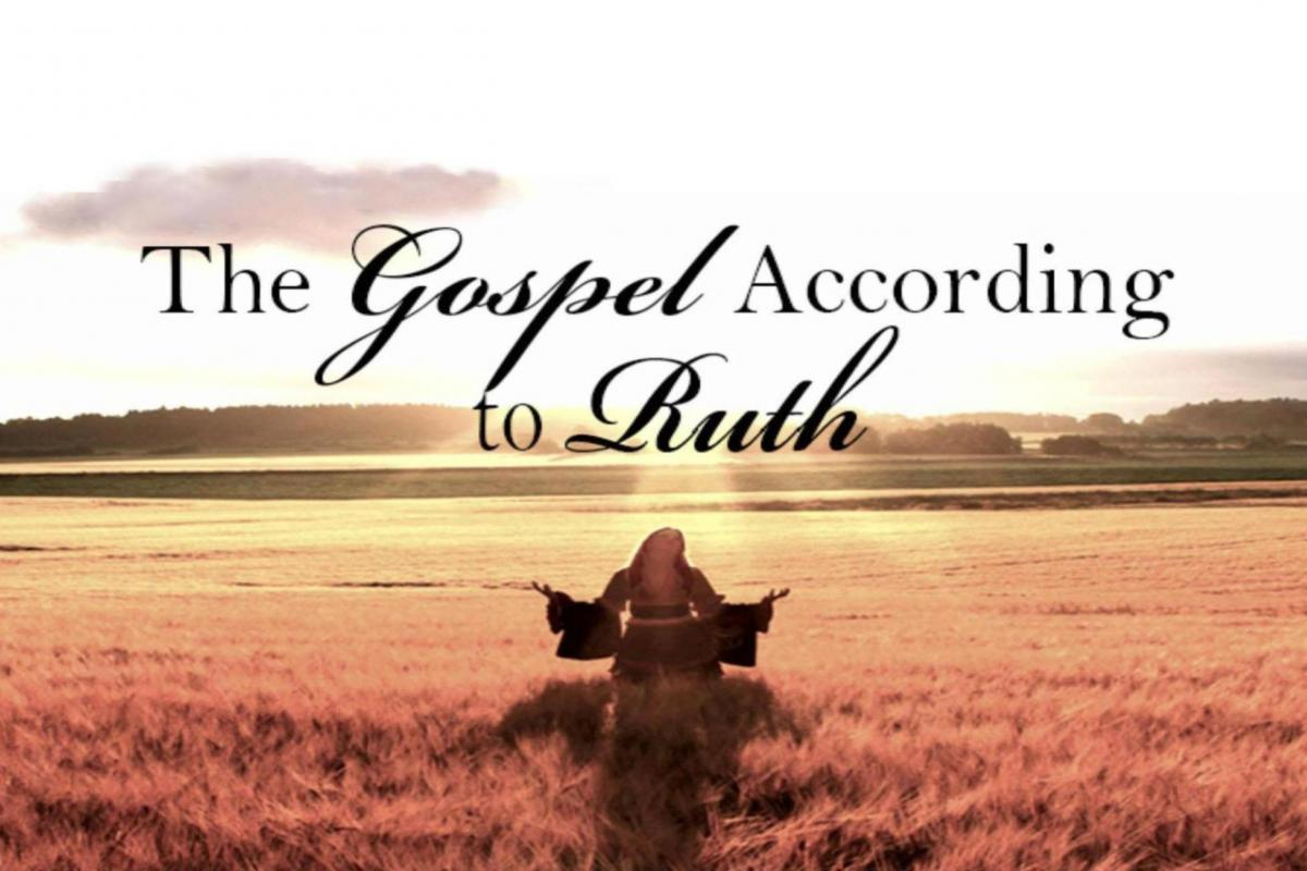 The Gosple According To Ruth : Running on Empty